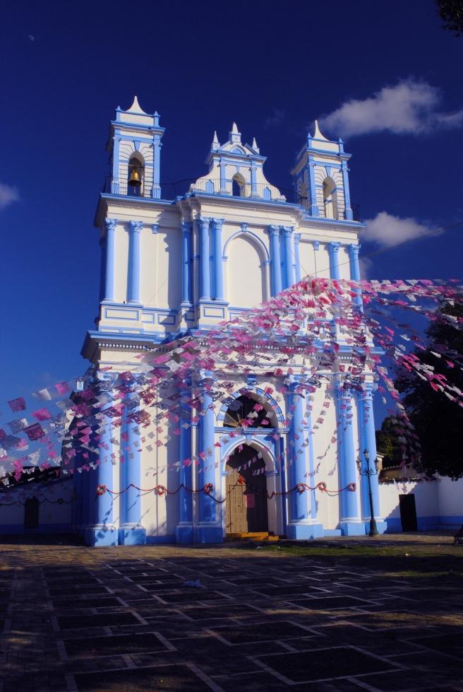 Church in Chiapas