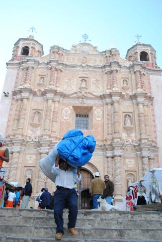 Laborer in Chiapas