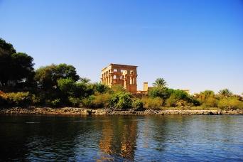 Temple of Philae, Nile River, Cairo