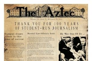 centennial editorial